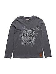 T-Shirt Spiderman Circle - TURBULENCE