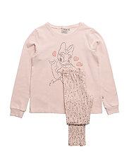 Girl Pyjamas Daisy Duck - POWDER