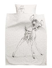 Bambi Junior Bedlinen - IVORY