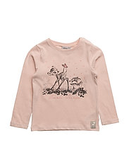 T-Shirt Bambi and Thumper - POWDER