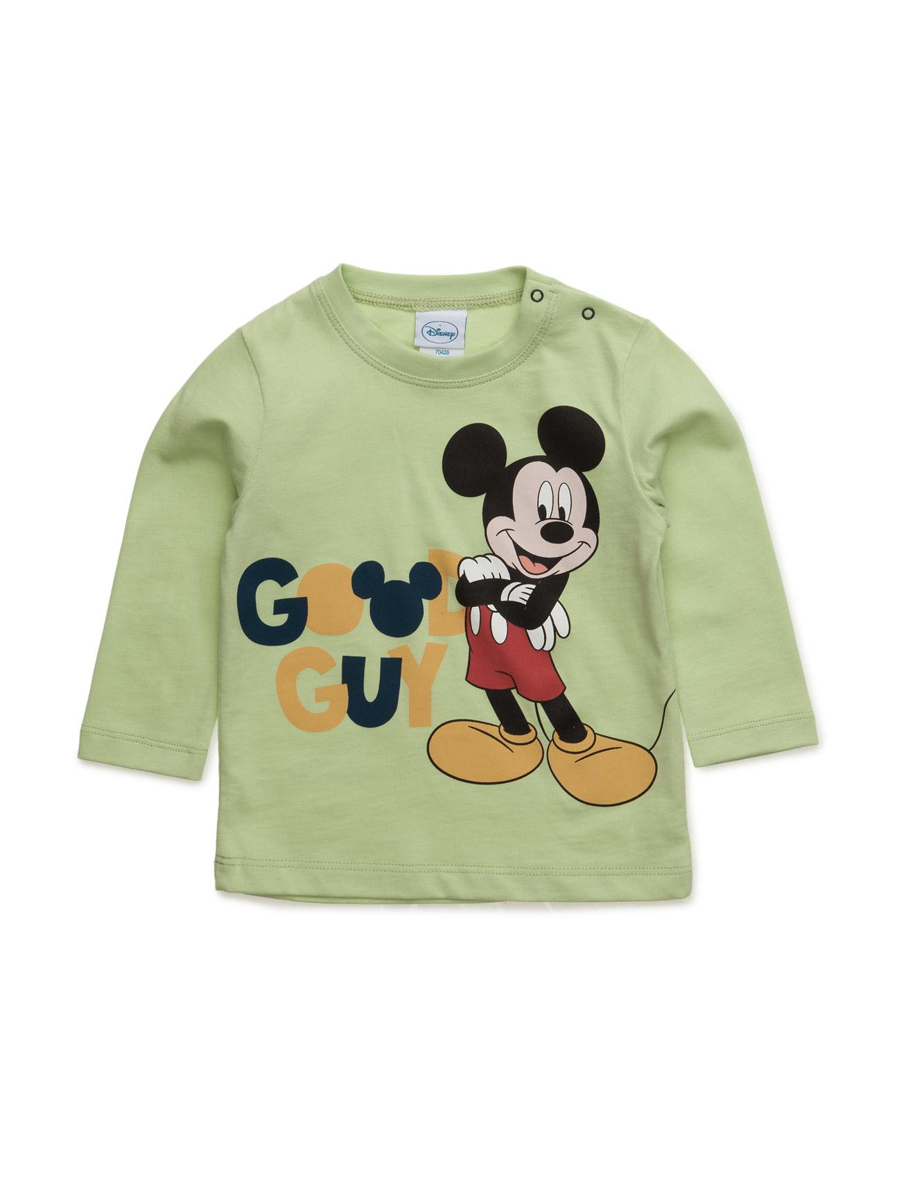 Shirt Disney Langærmede t-shirts til Børn i Grøn