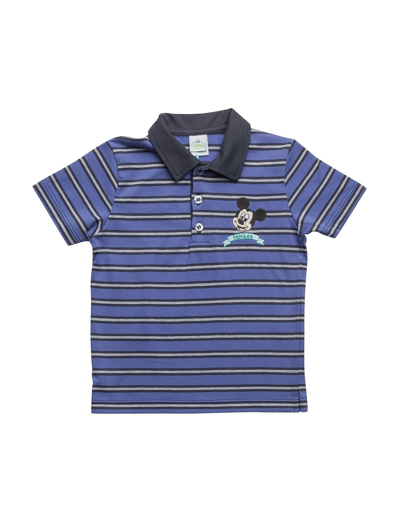 Poloshirt Disney Kortærmede t-shirts til Børn i Mørkeblå