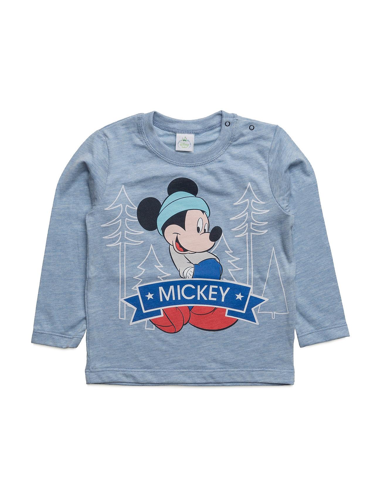 Long Sleeved Shirt Disney Langærmede t-shirts til Børn i Lyseblå