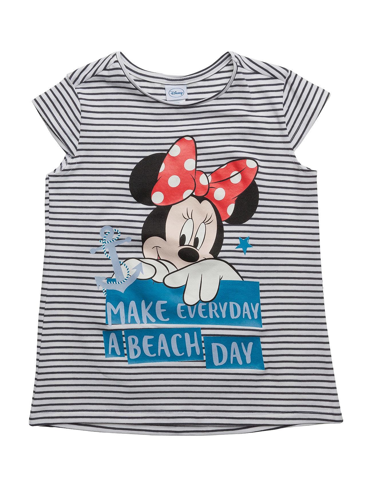 Shirt Disney Kortærmede t-shirts til Børn i Mørkeblå