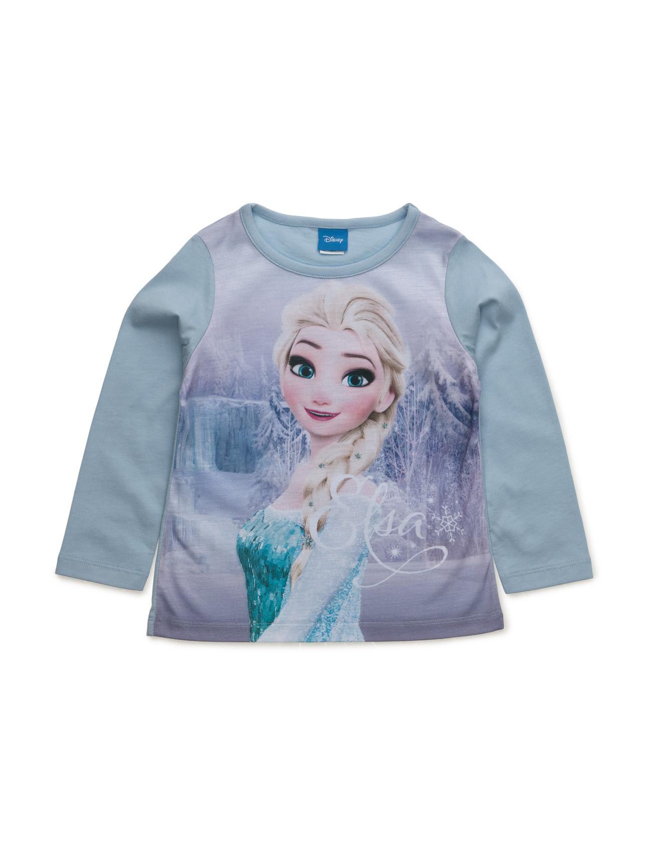 Shirt Disney Langærmede t-shirts til Børn i Blå