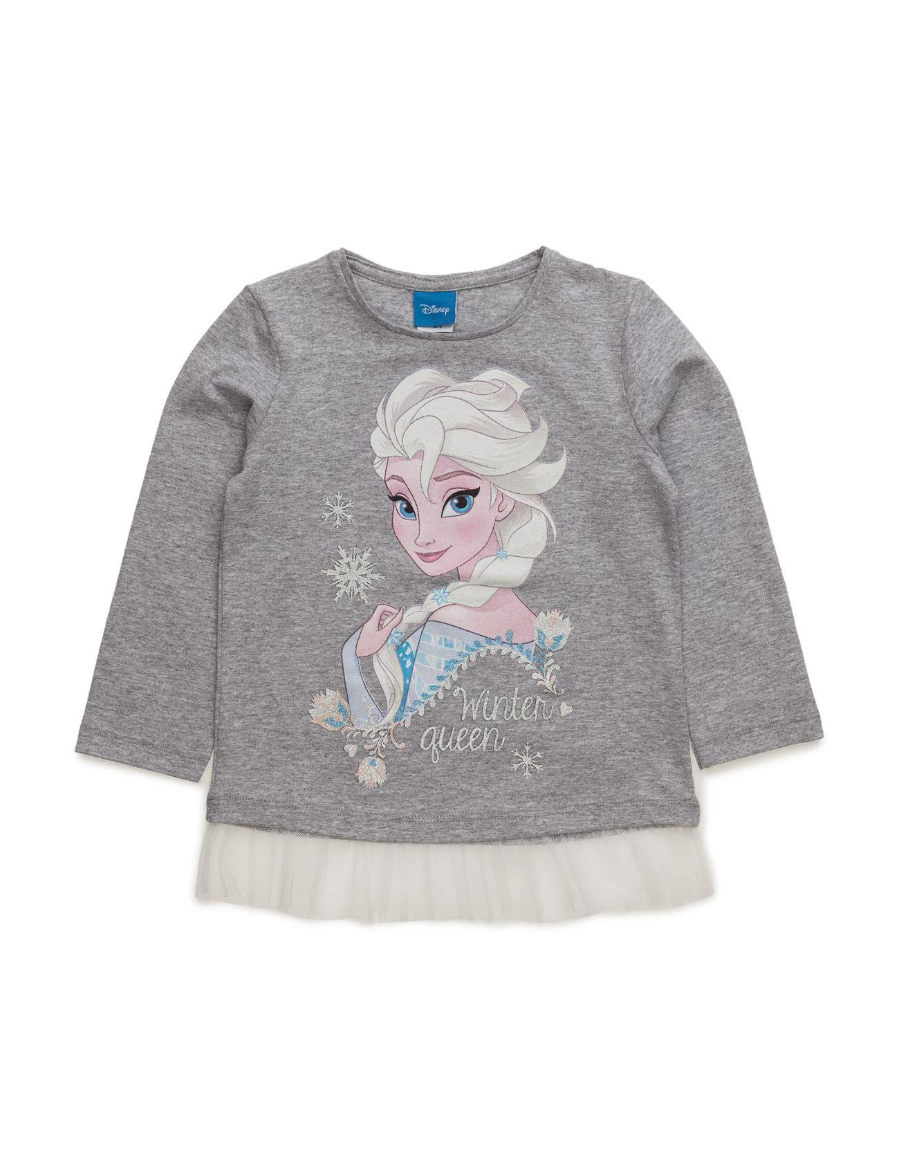 Shirt Disney Langærmede t-shirts til Børn i Lyserød