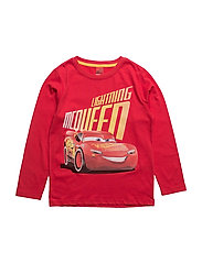 Long Sleeved Shirt - RED