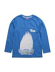 Long Sleeved Shirt - DARK BLUE II