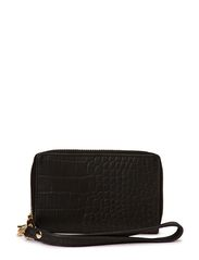 Wina Stripe - Croc Mini Black