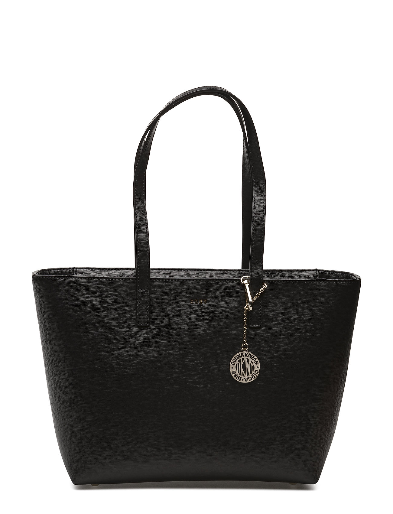 Medium Tote DKNY Bags Shopper tasker til Damer i Sort