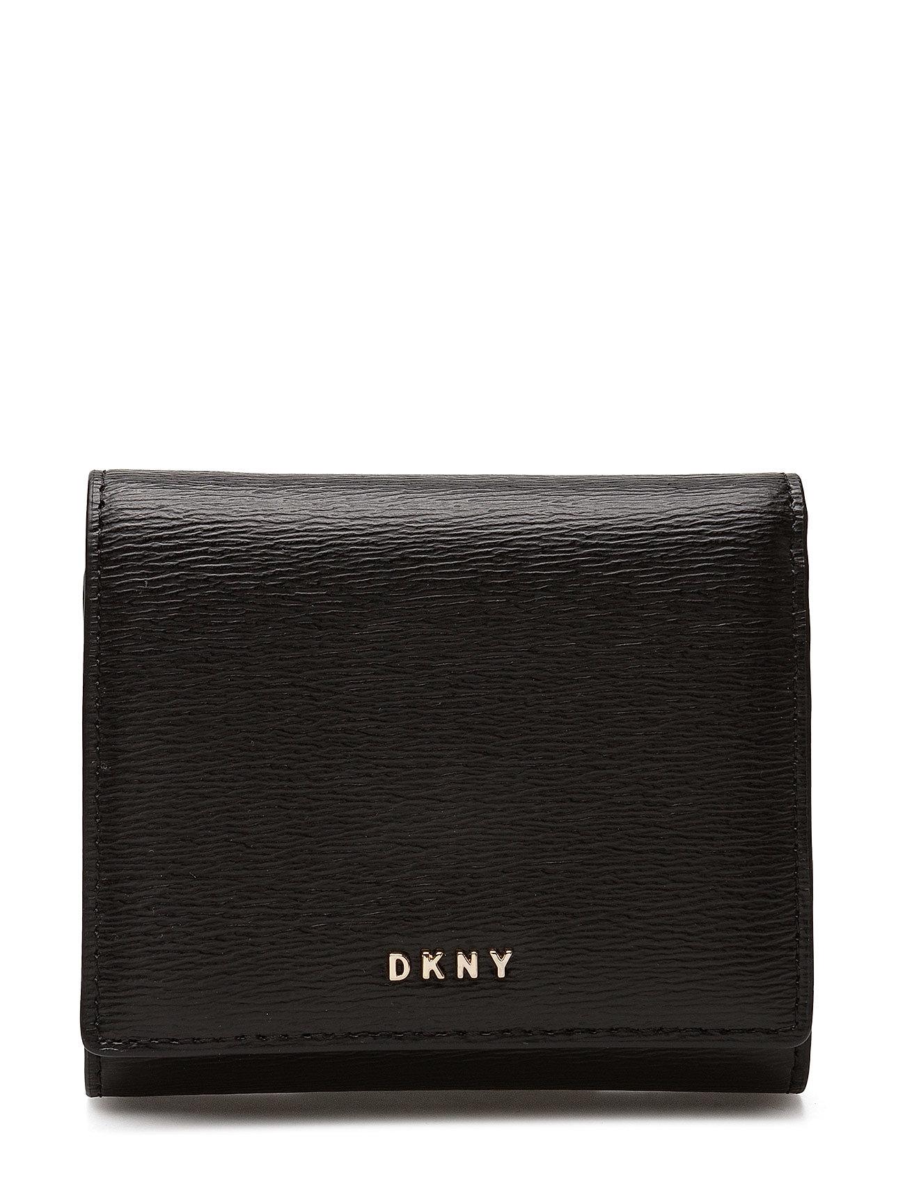 Trifold Wallet DKNY Bags Punge til Damer i Sort