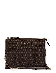 DKNY Bags - Flat Top Zip Crossbo