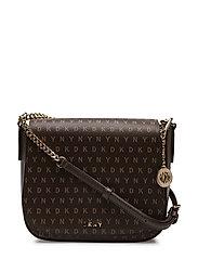 DKNY Bags - Medium Flap Saddle C