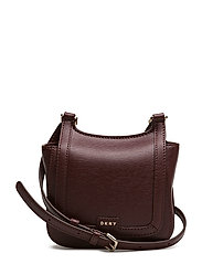 SMALL FLAP SADDLE CR - CORDOVAN