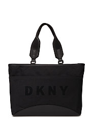 JADYN LARGE TOTE - BLACK