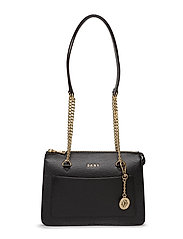 SMALL ZIP TOTE - BLACK