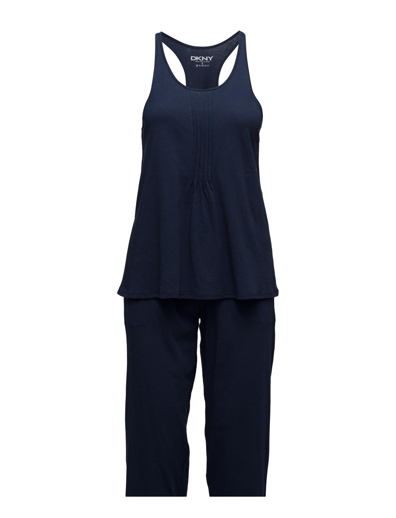 Dkny Poetic Notions Tank & Capri Set DKNY Homewear Nattøj til Damer i