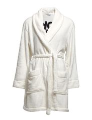 DKNY FROM N.Y. WITH LOVE ROBE 36 INCH - WINTER WHITE