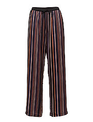 DKNY LOOK OF LUXE PANT - MULTISTRIPE