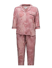 DKNY Homewear - Dkny Modern Attitude Pj Set 3/4 Sleeve