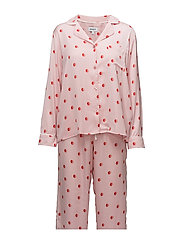 DKNY Homewear - Dkny The Match Up Pj Set L/Sleeve