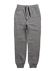 JOGGING BOTTOMS - GREY MARL
