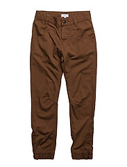 FANCY TROUSERS - BROWN