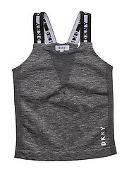 TANK TOP - LIGHT GREY MARL