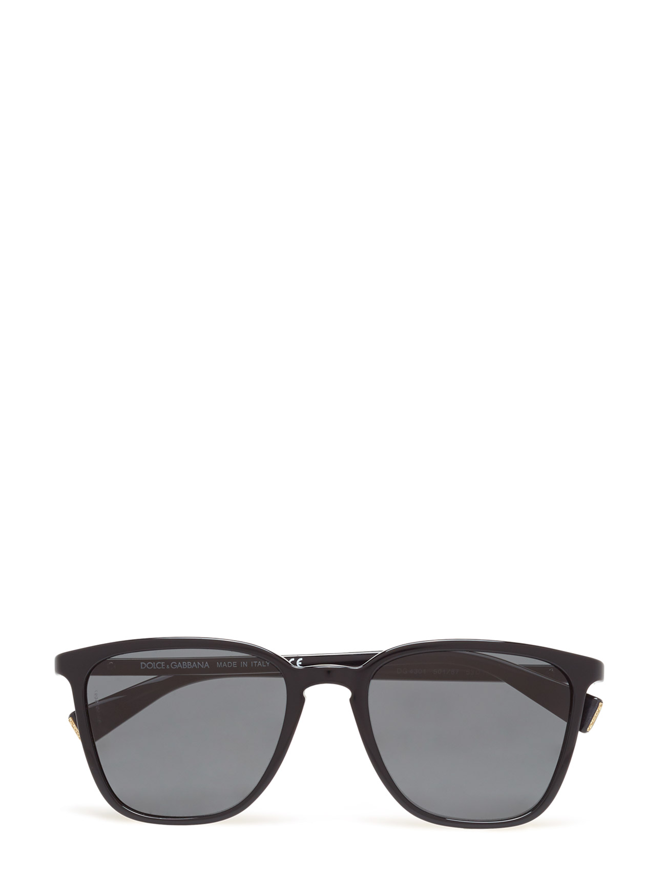 Not Defined Dolce & Gabbana Sunglasses Solbriller til Herrer i Sort
