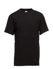 T-shirts 1/4 ærme - Sort