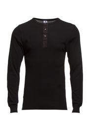T-shirts 1/1 ærme ? - Black