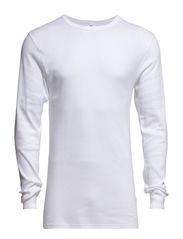 T-shirts 1/1 ærme - Hvid