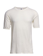 T-shirts 1/4 ærme - Vand blå
