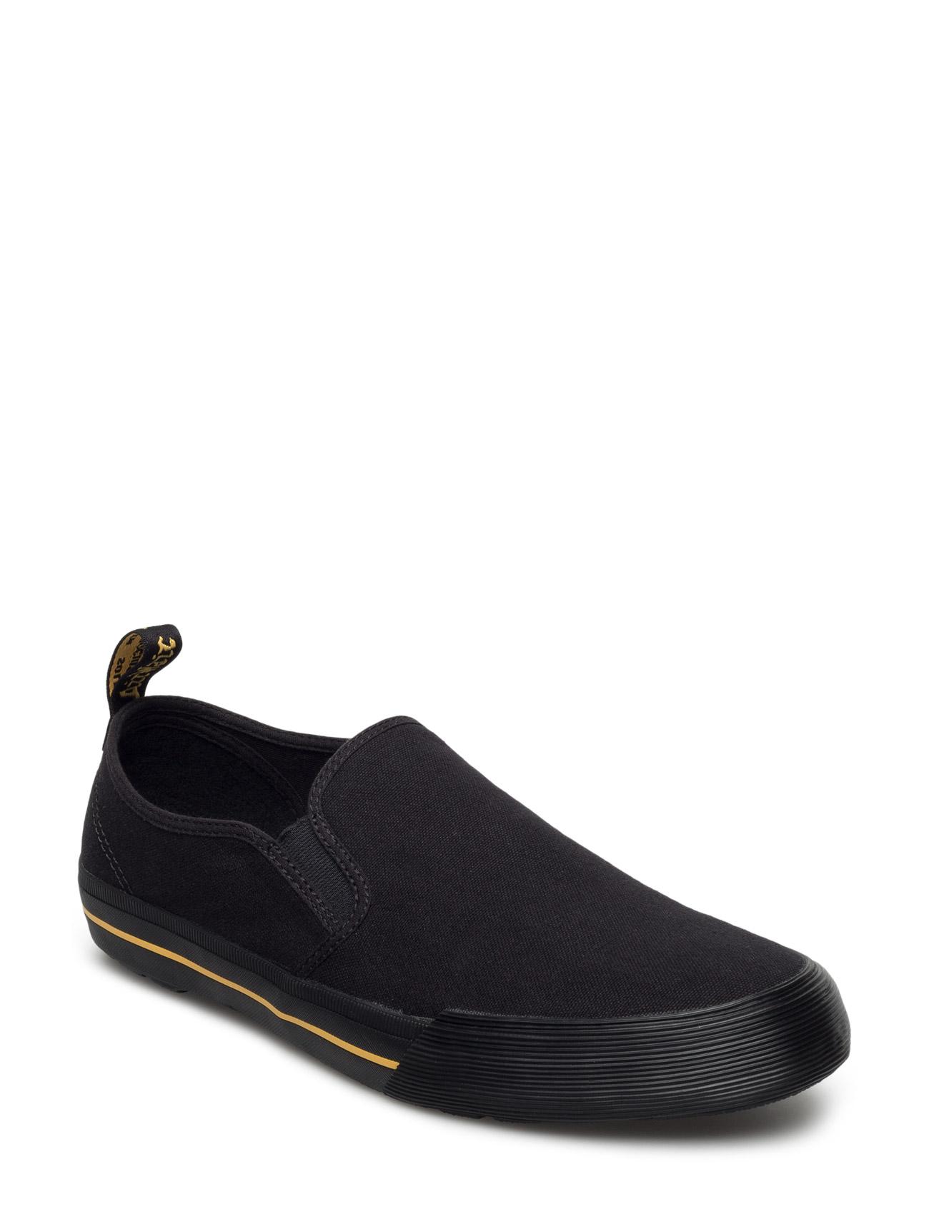 Toomey Dr. Martens Casual sko til Herrer i Sort