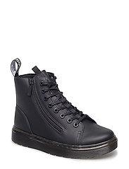 Talib zip - BLACK