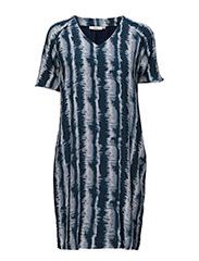 Aquelle 3 Dress - MIDNIGHT BLUE