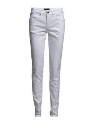 Pushup 1 Jeans/PAM FIT - White