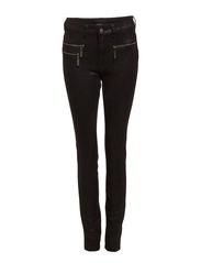 Heather 1 Pants - Black