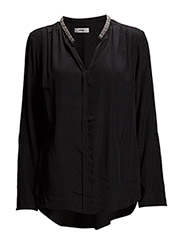Heddy 1 Blouse - Black