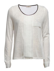 Haldis 1 Shirt - Misty white