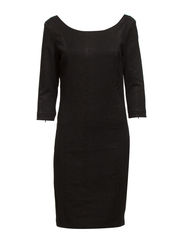 Inela 1 Dress - Black