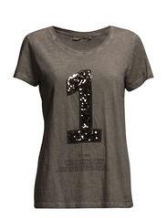 Jasmina 1 T-shirt - Sandstone