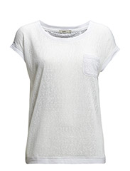 Mayas 1 T-shirt - White