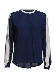 Silje 1 Shirt - Sapphire blue