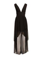 CLARA DRESS - BLACK