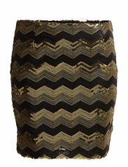 IDA SKIRT - ZIC ZAC SEQUINS