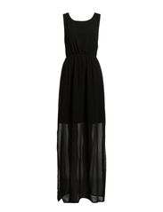 Lovisa Long Dress - Black