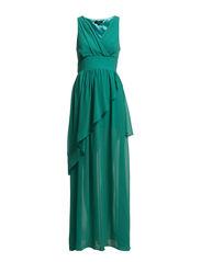 Susanne Dress - Flower Green