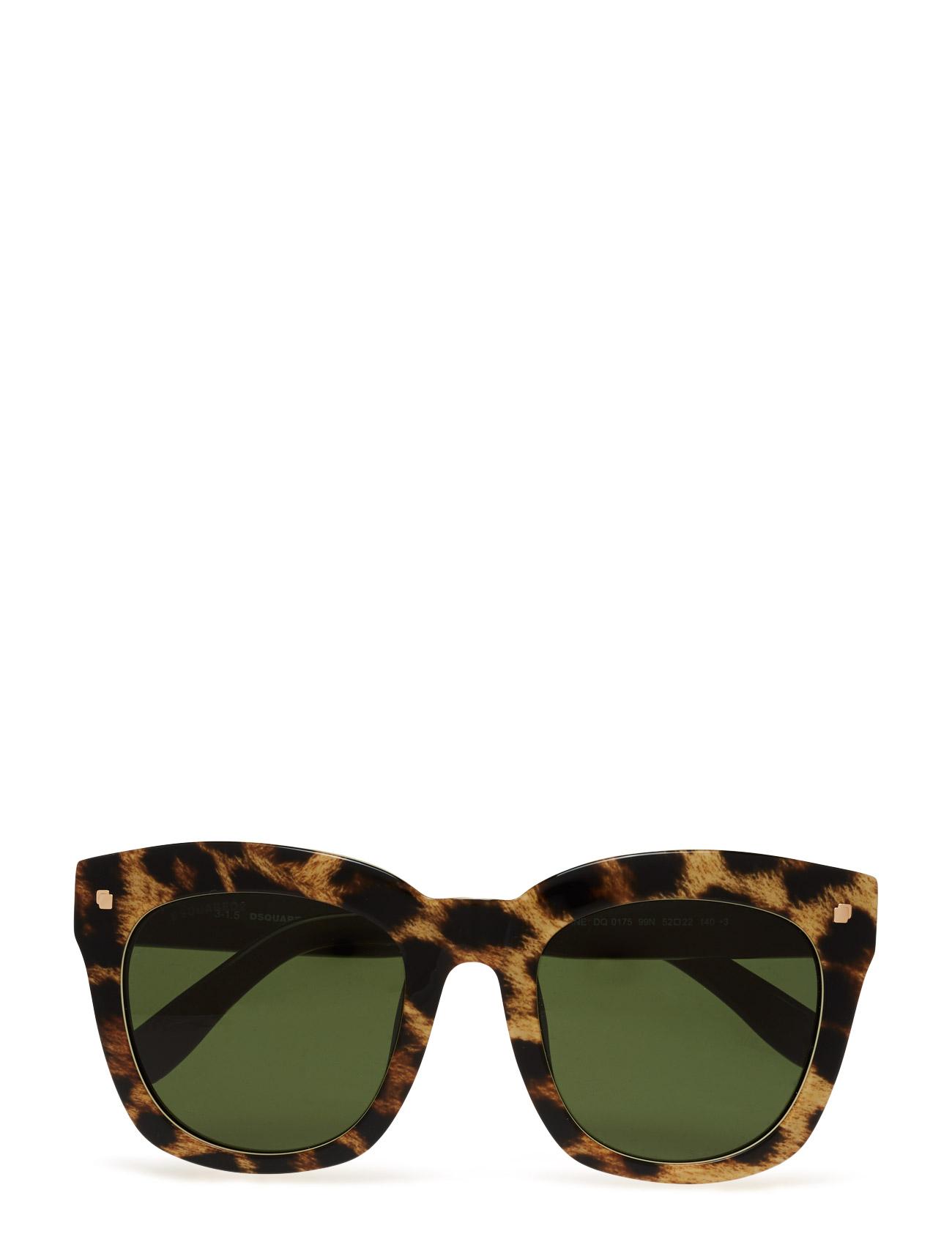 Dq0175 DSQUARED2 Sunglasses Solbriller til Damer i