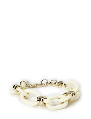 KIDRA/B SG WHITE - SHINY GOLD/WHITE